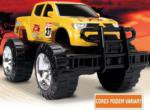 CARRO R JENSEN PICK-UP RX BRUTAL RALLY 1178